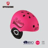 조정가능한 크기를 가진 연소한 다중 색깔 스키 헬멧