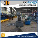 Rolo do perfil do aço frio da cremalheira do armazenamento de Kxd que faz a máquina
