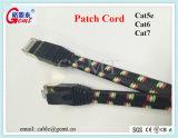 LAN van de Kabel van het Flard van de Kabel van het Netwerk van Cat5e CAT6 Cat7 Kabel