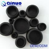 encaixe de tubulação plástico quadrado redondo preto do aço inoxidável de 10-50mm