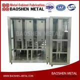 Hoja de acero 316 ss del tratamiento de metales inoxidable tanque de gabinete personalizada de fábrica de China Hecho