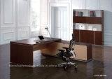 Escritorio de lujo muebles modernos Ejecutivo tabla de diseño de oficina (HF-SI0173)
