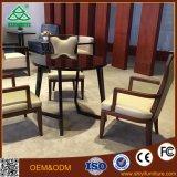 Tabela de chá pequena do preço de fábrica e projeto ajustado das cadeiras