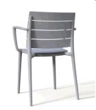 대중음식점 플라스틱 의자