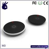 Alta calidad Qi Estándar inalámbrico Wireless Charing Cargador caliente