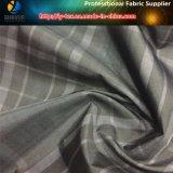 Пряжа полиэфира покрасила темной шотландки серии для куртки людей (YD1178)