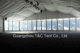 15X20m 고산 300 Seater 도매를 위한 혼합 돔 결혼식 천막