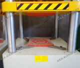 ペーバーのタイル(P72/80)を作るための機械をリサイクルする油圧押す石造りの残り