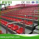 El blanqueador del baloncesto para el plástico del blanqueador de la venta asienta el blanqueador retractable Jy-706