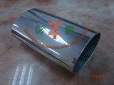 Tubo ovale con il materiale dell'acciaio inossidabile di rivestimento dello specchio