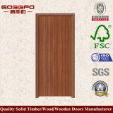 Porta de madeira interior da melamina ecológica (GSP12-007)