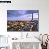 Exuberante City Vibe pintura al óleo Impresión en lienzo