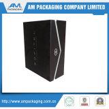 Boîte à clapet de luxe Carton personnalisé 2 niveaux Papier Inserts Poches pour 60 chocolats Livraison
