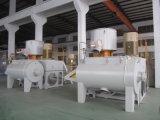 Grupo horizontal do misturador da tubulação do PE do PVC PP do projeto o mais atrasado do Ce