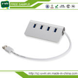 Freie Sampe 4 Kanäle USB3.0 USB-Nabe