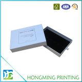 Kundenspezifische Papierluxuxpappkosmetischer Geschenk-Kasten