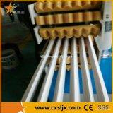 PVC 코너 구슬 단면도 밀어남 선
