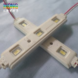 3 módulo de las virutas 12V Waterproof55050SMD LED