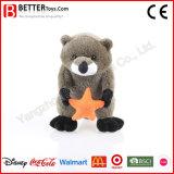 China past Zachte Overzeese van het Stuk speelgoed Otter aan