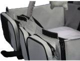 Обогатите универсальную портативную кровать младенца, напольную шпаргалку младенца для перемещения