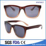 2015 moderne Dame-Plastikeinspritzung-Sonnenbrillen