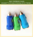 Заряжатель автомобиля USB заряжателя 2.1A DC USB горячего надувательства двойной передвижной для мобильных телефонов
