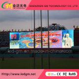 Экран дисплея цифров СИД электроники обслуживания напольный рекламировать передний, P16mm