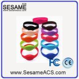 Wristband Colourful di controllo di accesso RFID (S-WB4D)