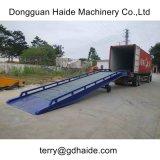 rampe mobile de conteneur de charge de qualité pour le chariot élévateur