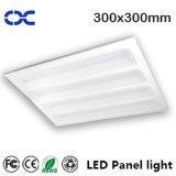 iluminación de techo del hogar de la luz del panel de 96W 300X1200m m LED