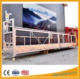 Ая Zlp630 вися платформа веревочки провода платформы ая