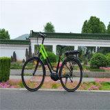 велосипед центрального среднего Средний-Мотора города дороги женщины 36V 250W электрический