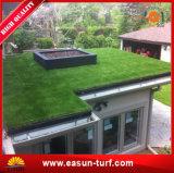 Valla de jardín de hierba artificial monofilamento de hierba para jardín