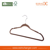 Top rubber coating Plastic Hanger