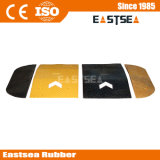 De zwarte & Gele RubberBult van de Snelheid van de Pijl van de Breedte 1meter