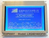 240X160 grafische LCD LCD van het Type van Radertje van de Vertoning Module (LM240160D)