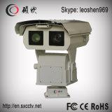 камера лазера высокоскоростная PTZ Двойн-Снабжения жилищем HD ночного видения 2.0MP CMOS 1km