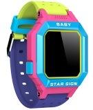 Venta caliente del reloj del GPS Niños, GPS del reloj para los cabritos Sos reloj teléfono -R13
