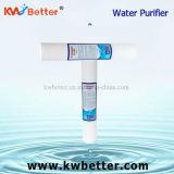 Cartucho do purificador da água dos PP com o filtro em caixa de emoliente de água