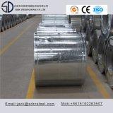 SGCC G550 Mac Bobina de acero galvanizado en caliente para tablones de acero