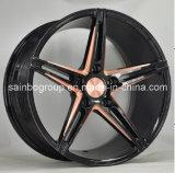 O vário mercado de acessórios do estilo F45048 roda bordas da roda da liga do carro