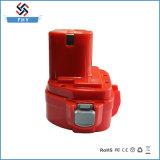 Замена 12V 3000mAh Ni-MH батареи електричюеского инструмента для Makita