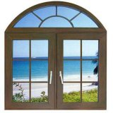 Woodwin Main Product Doubles Tempered Glass Aluminum Window