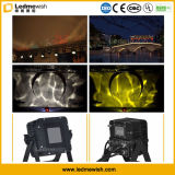 Iluminación reflectora al aire libre Self-Developed del efecto de 18W LED Waterwave