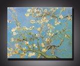 Arte hecho a mano de la pared de Van Gogh de la pintura al óleo de la reproducción
