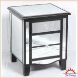 2-Drawer Nightstand Enden-Tisch für Schlafzimmer-Wohnzimmer
