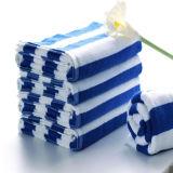 Barato al por mayor de Toallas de algodón raya Turquía Cottonbeach toallas de piscina