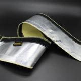 アルミホイルのガラス繊維の熱の反射袖