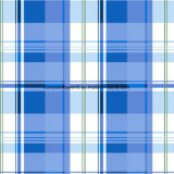 100%Polyester la grata blu Pigment&Disperse ha stampato il tessuto per l'insieme dell'assestamento