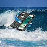 Móvil/caja herméticos al polvo impermeables populares del teléfono celular para el iPhone 7 más